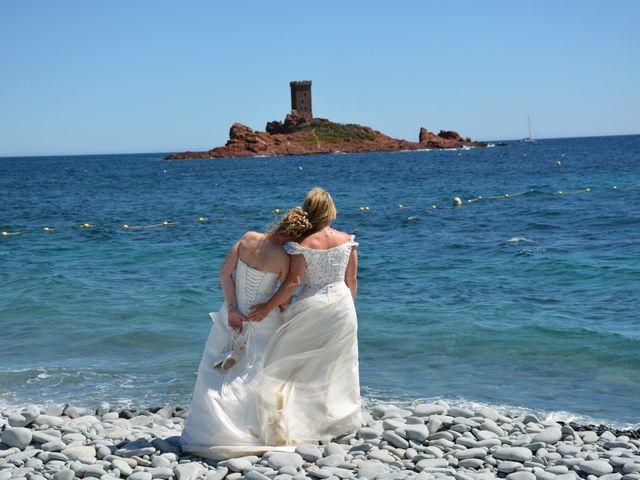 Le mariage de Nathalie et Karine à Fréjus, Var 2