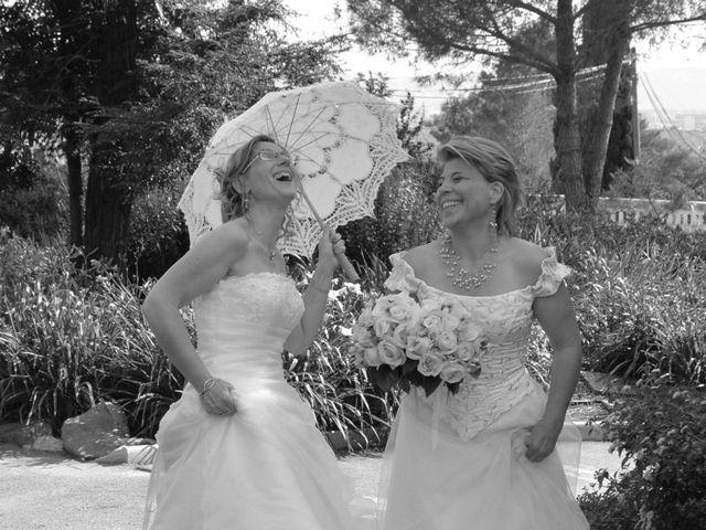 Le mariage de Karine et Nathalie