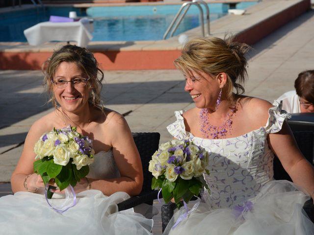 Le mariage de Nathalie et Karine à Fréjus, Var 20