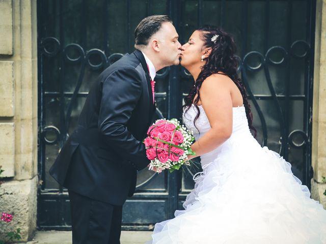 Le mariage de Christelle et Christophe