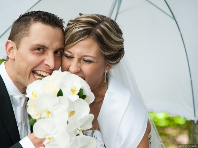 Le mariage de Mickael et Laetitia