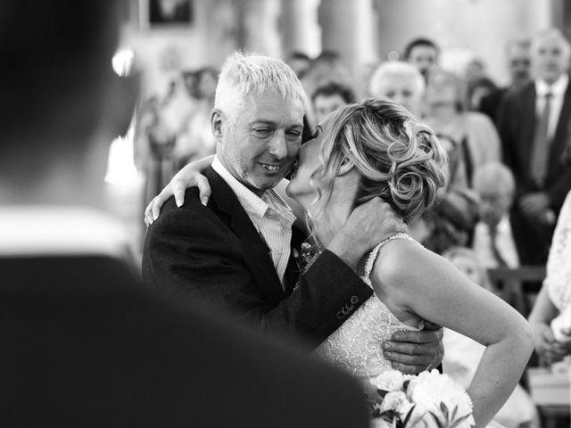 Le mariage de Jérôme et Amélie à Les Écrennes, Seine-et-Marne 11