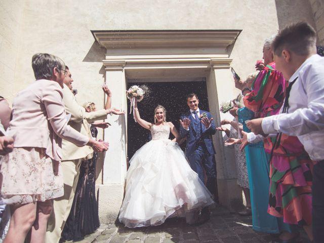 Le mariage de Jérôme et Amélie à Les Écrennes, Seine-et-Marne 12