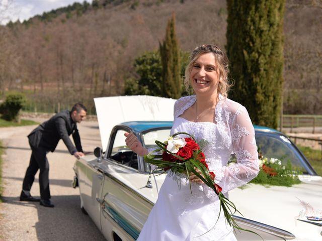 Le mariage de Julien et Sylvia à Aubenas, Ardèche 2