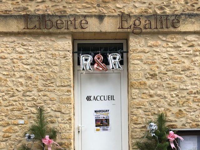 Le mariage de Romain  et Rachel  à Saint-Léon-sur-l'Isle, Dordogne 16