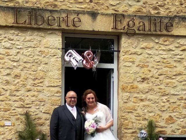 Le mariage de Romain  et Rachel  à Saint-Léon-sur-l'Isle, Dordogne 18