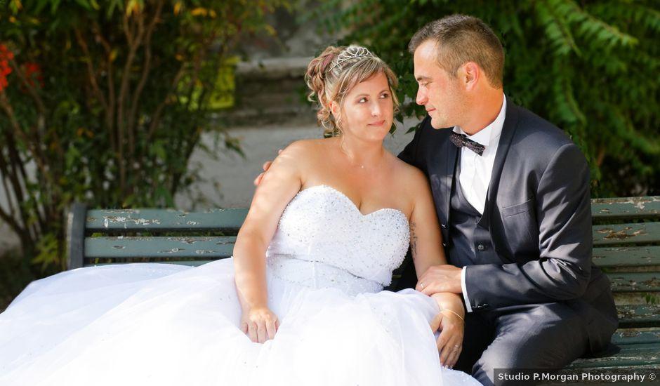 Le mariage de Nicolas et Lola à Alzon, Gard
