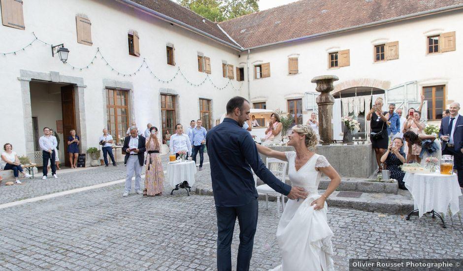 Le mariage de Johan et Laure à Meylan, Isère