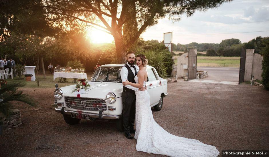 Le mariage de Yannick et Allison à Garons, Gard