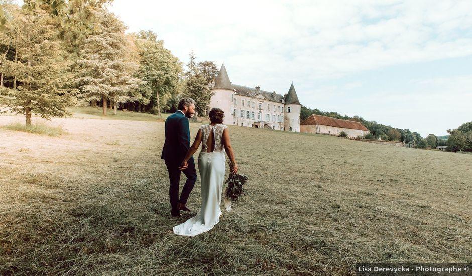 Le mariage de Fabrice et Tiphaine à Bourges, Cher
