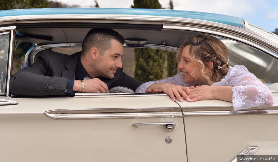 Le mariage de Julien et Sylvia à Aubenas, Ardèche