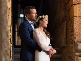 Le mariage de Anne-Sophie et Nicolas