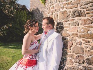 Le mariage de Bérengère et Séverin