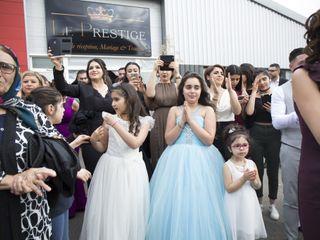 Le mariage de Hélene et Mehmet 1