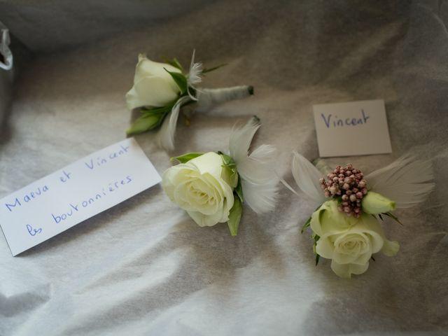 Le mariage de Vinvent et Maeva à Combrit, Finistère 5