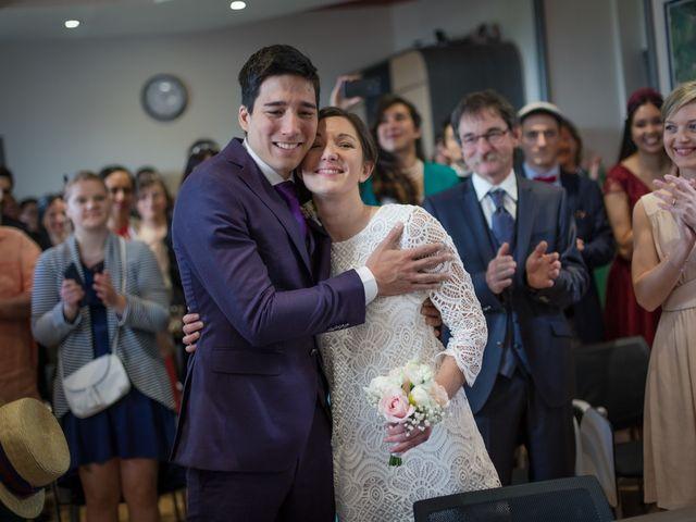 Le mariage de Vinvent et Maeva à Combrit, Finistère 36