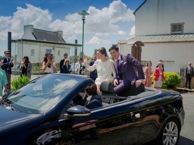 Le mariage de Vinvent et Maeva à Combrit, Finistère 46