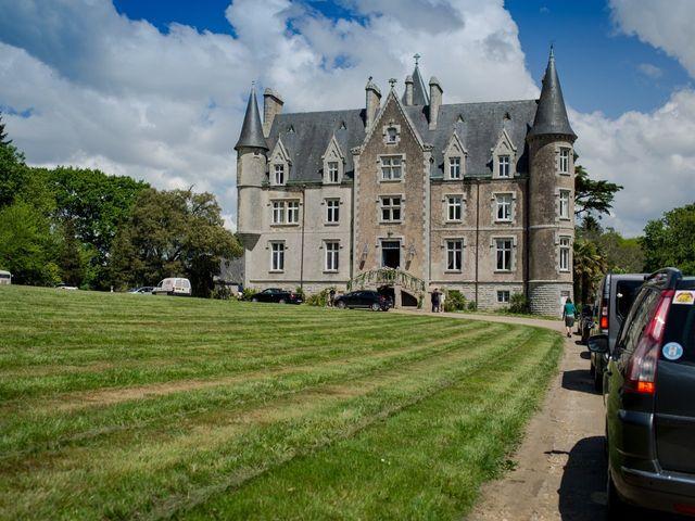 Le mariage de Vinvent et Maeva à Combrit, Finistère 47