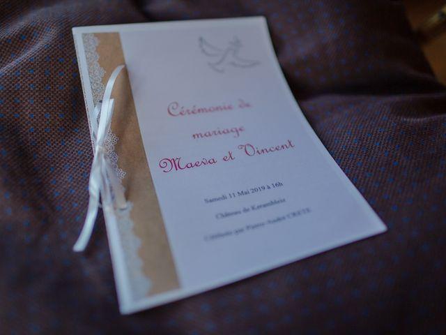 Le mariage de Vinvent et Maeva à Combrit, Finistère 68