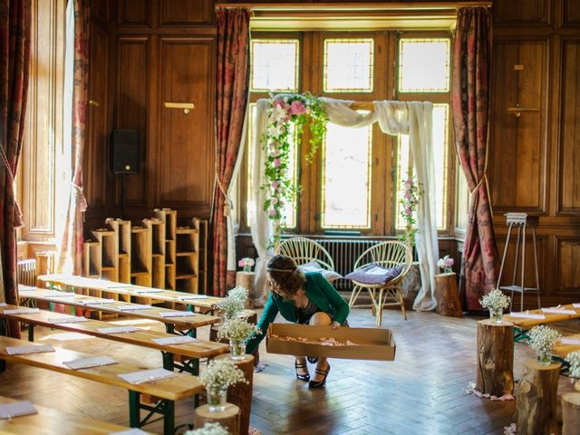 Le mariage de Vinvent et Maeva à Combrit, Finistère 69