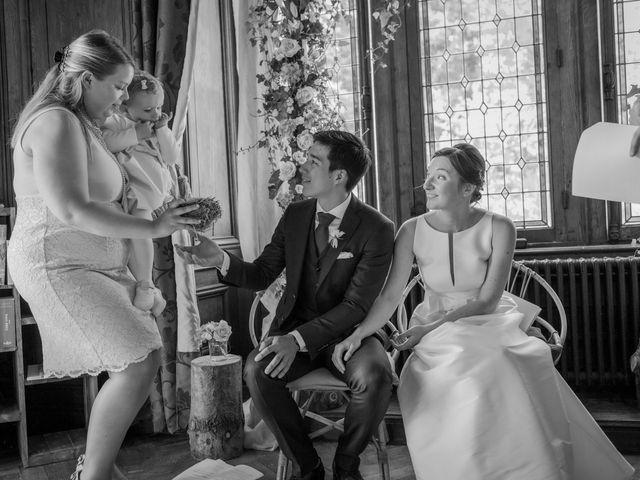 Le mariage de Vinvent et Maeva à Combrit, Finistère 92