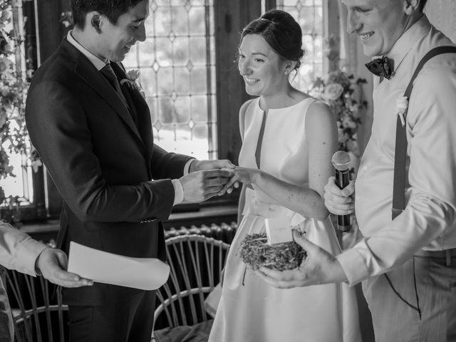 Le mariage de Vinvent et Maeva à Combrit, Finistère 94