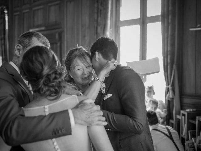 Le mariage de Vinvent et Maeva à Combrit, Finistère 95