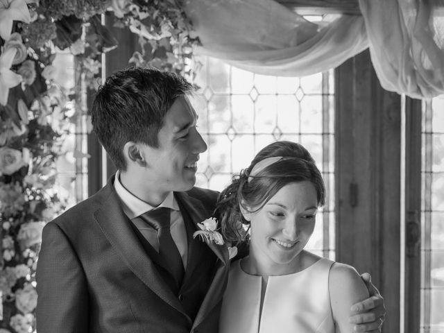 Le mariage de Vinvent et Maeva à Combrit, Finistère 97