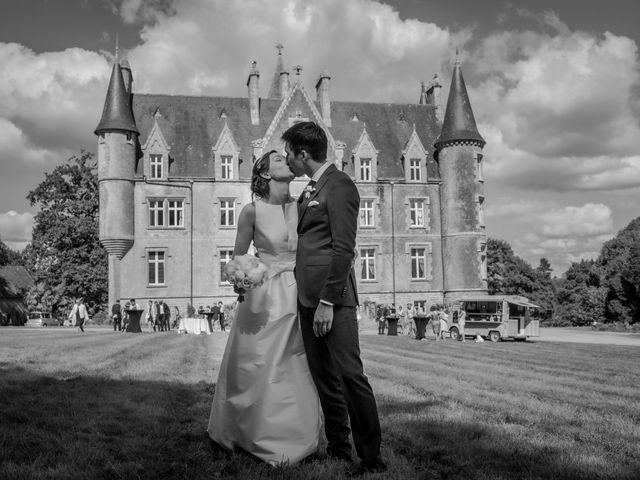 Le mariage de Vinvent et Maeva à Combrit, Finistère 109