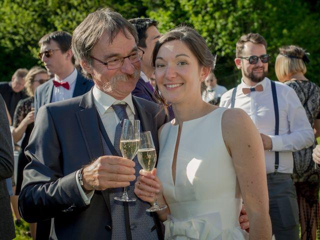 Le mariage de Vinvent et Maeva à Combrit, Finistère 114