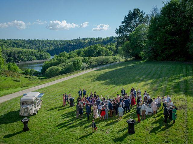 Le mariage de Vinvent et Maeva à Combrit, Finistère 115