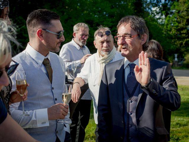 Le mariage de Vinvent et Maeva à Combrit, Finistère 120