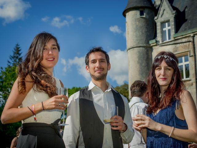 Le mariage de Vinvent et Maeva à Combrit, Finistère 121