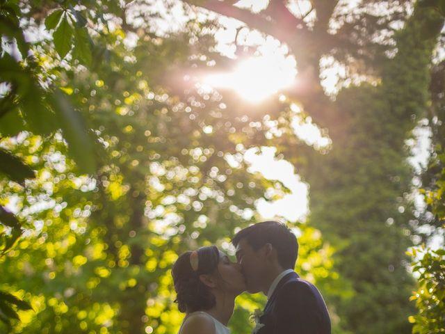 Le mariage de Vinvent et Maeva à Combrit, Finistère 125