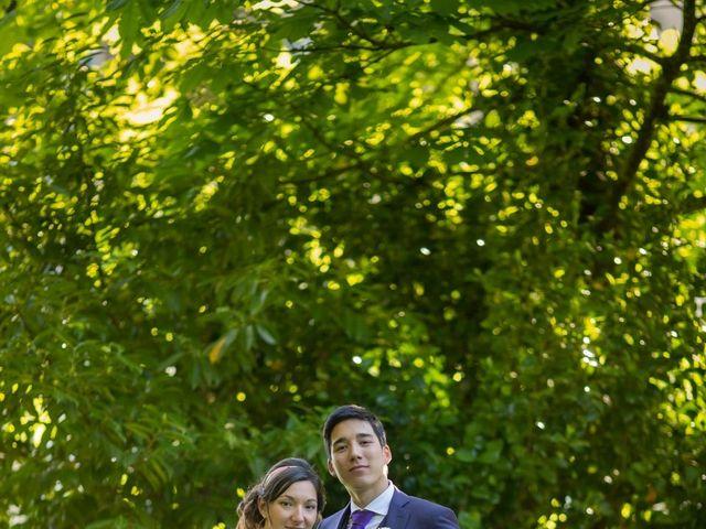 Le mariage de Vinvent et Maeva à Combrit, Finistère 126