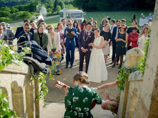 Le mariage de Vinvent et Maeva à Combrit, Finistère 134