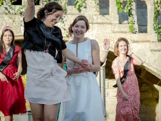 Le mariage de Vinvent et Maeva à Combrit, Finistère 144