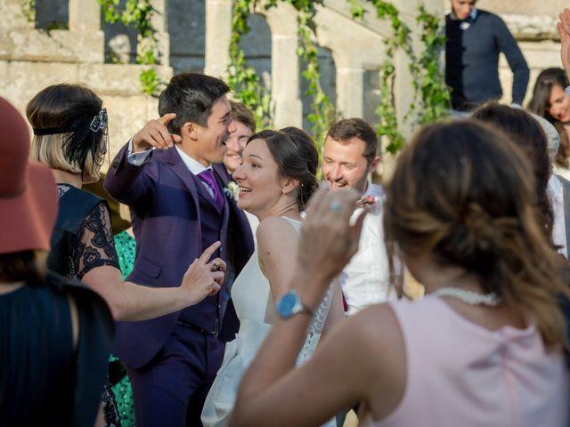 Le mariage de Vinvent et Maeva à Combrit, Finistère 146