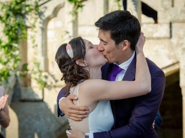 Le mariage de Vinvent et Maeva à Combrit, Finistère 148