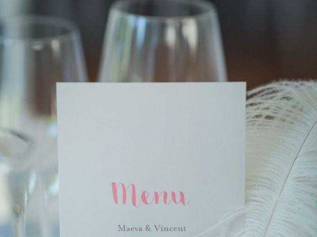 Le mariage de Vinvent et Maeva à Combrit, Finistère 151