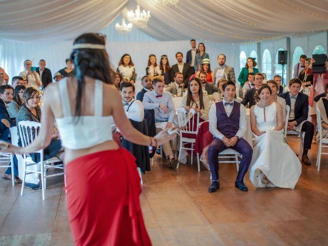 Le mariage de Vinvent et Maeva à Combrit, Finistère 162
