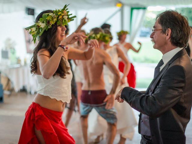 Le mariage de Vinvent et Maeva à Combrit, Finistère 166
