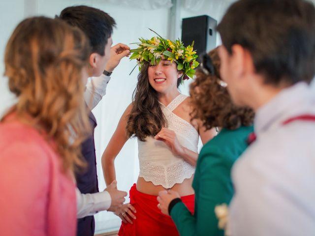 Le mariage de Vinvent et Maeva à Combrit, Finistère 167