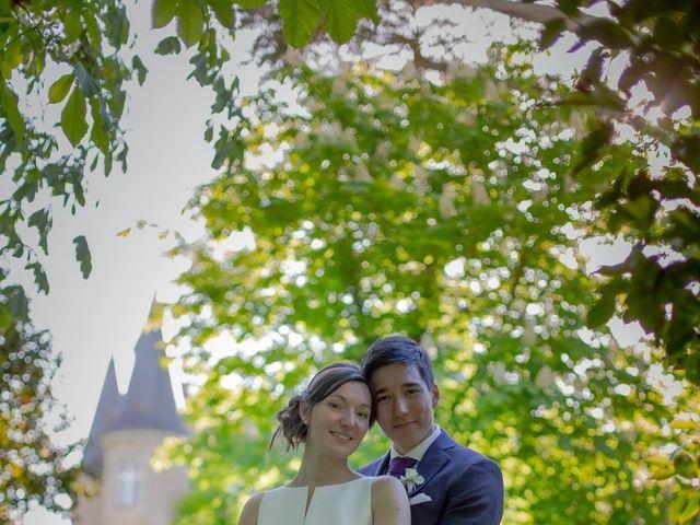 Le mariage de Vinvent et Maeva à Combrit, Finistère 202