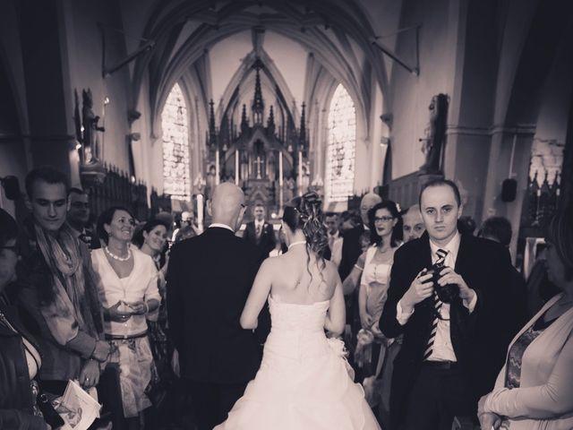 Le mariage de Sébastien et Anaïs à Sebourg, Nord 25