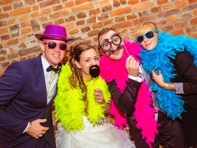 Le mariage de Sébastien et Anaïs à Sebourg, Nord 34