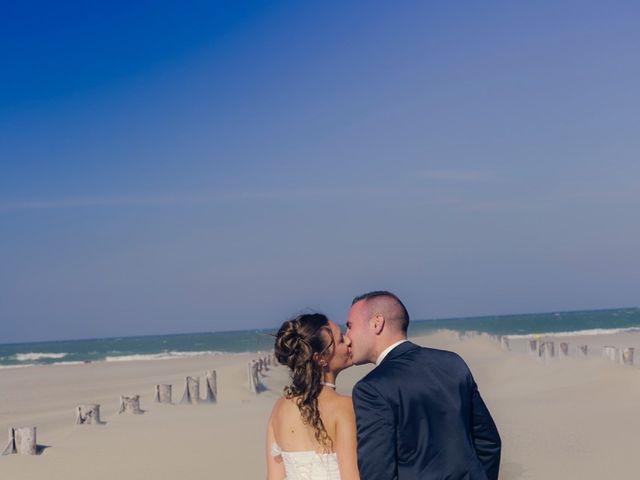 Le mariage de Sébastien et Anaïs à Sebourg, Nord 35