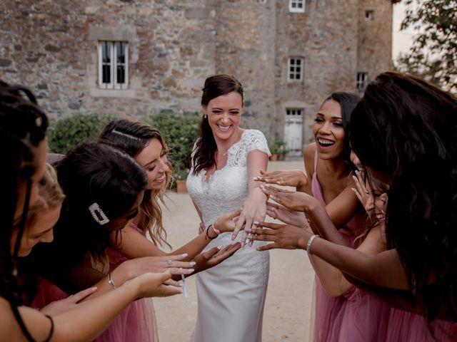 Le mariage de Fabrice et Léna à Cholet, Maine et Loire 4
