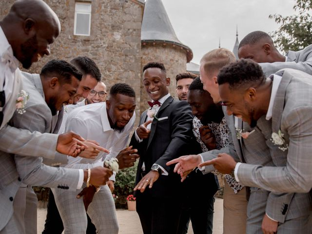 Le mariage de Fabrice et Léna à Cholet, Maine et Loire 5