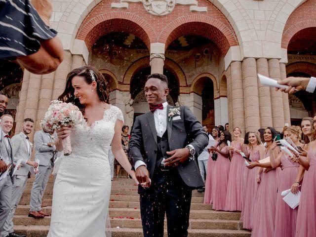 Le mariage de Léna et Fabrice